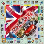 London Monopoly Taxi Treasure Hunt